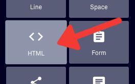 leadpages html widget