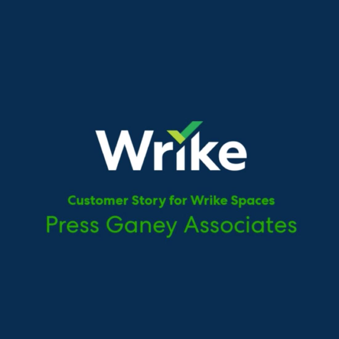 Wrike Sample Customer Story Video