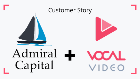 Admiral Capital: Executive Testimonials Establish Credibility and Close Prospects
