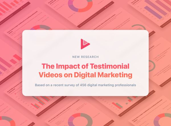 New Research: The Impact of Video Testimonials on Digital Marketing